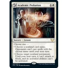 Academic Probation v1 (Strixhaven School of Mages)