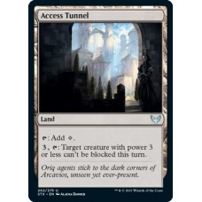 Access Tunnel (Strixhaven School of Mages)