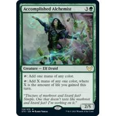 Accomplished Alchemist v1 (Strixhaven School of Mages)