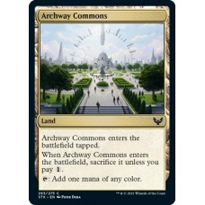 Archway Commons (Strixhaven School of Mages)