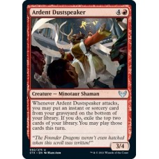 Ardent Dustspeaker (Strixhaven School of Mages)