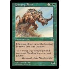 Charging Rhino (Tempest)