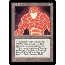 Coal Golem (The Dark)