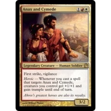 Anax and Cymede (Theros)