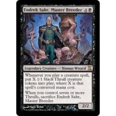 Endrek Sahr, Master Breeder (Time Spiral)