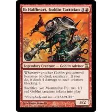 Ib Halfheart, Goblin Tactician (Time Spiral)