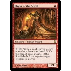 Magus of the Scroll (Time Spiral)