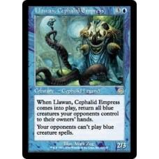 Llawan, Cephalid Empress (Torment)