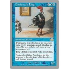Chicken à la King (Unglued)