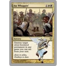 Ass Whuppin' (Unhinged)