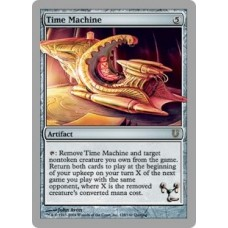 Time Machine (Unhinged)