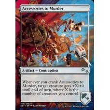 Accessories to Murder (Unstable)