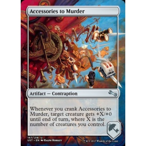 Non-Legal Format - Unglued, Unhinged, Unsanctioned, Unstable