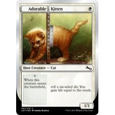 Adorable Kitten (Unstable)