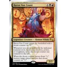 Baron Von Count (Unstable)