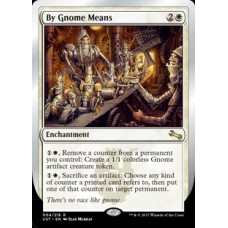 By Gnome Means (Unstable)