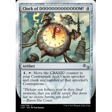 Clock of DOOOOOOOOOOOOM! (Unstable)