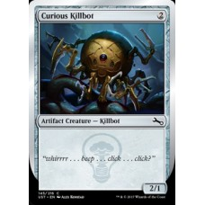 Curious Killbot (Unstable)