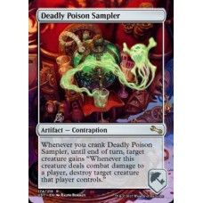 Deadly Poison Sampler (Unstable)
