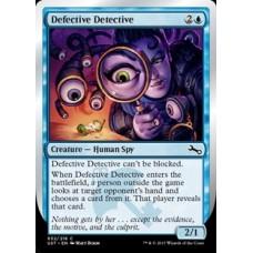 Defective Detective (Unstable)