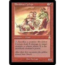 Bloodshot Cyclops (Urza's Destiny)