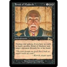 Brink of Madness (Urza's Legacy)