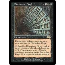Discordant Dirge (Urza's Saga)