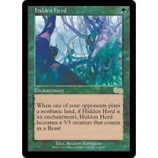 Hidden Herd (Urza's Saga)