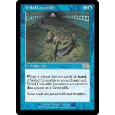 Veiled Crocodile (Urza's Saga)