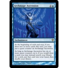 Archmage Ascension (Zendikar)