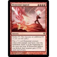 Elemental Appeal (Zendikar)