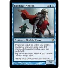 Lullmage Mentor (Zendikar)