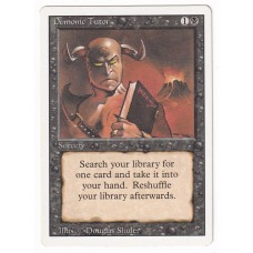Demonic Tutor NM Revised