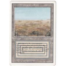 Scrubland #1 EX+ Revised