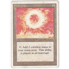 Sol Ring #4 VG Revised