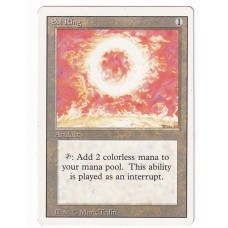 Sol Ring #5 NM Revised