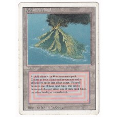Volcanic Island #1 EX- Revised