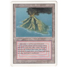 Volcanic Island #4 EX/NM Revised