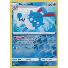 Azumarill - 35/147 (Burning Shadows) - Reverse Holo