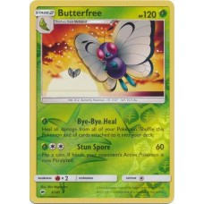 Butterfree - 3/147 (Burning Shadows) - Reverse Holo