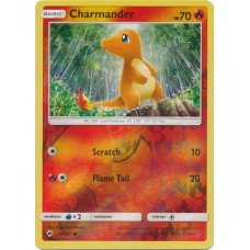 Charmander - 18/147 (Burning Shadows) - Reverse Holo