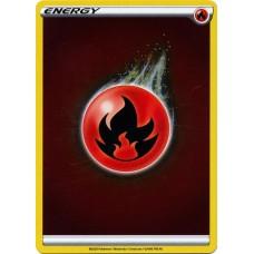 Fire Energy 2020 - Reverse Holo