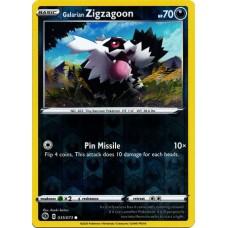Galarian Zigzagoon - 035/073 (Champions Path)- Reverse Holo