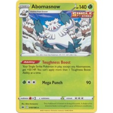 Abomasnow - 10/198 (Chilling Reign)