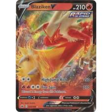 Blaziken V - 20/198 (Chilling Reign)