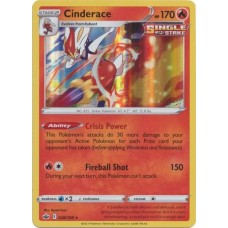 Cinderace - 28/198 (Chilling Reign) - Holo