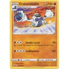 Crabominable - 85/198 (Chilling Reign)