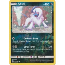 Absol - 133/236 (Cosmic Eclipse) - Reverse Holo