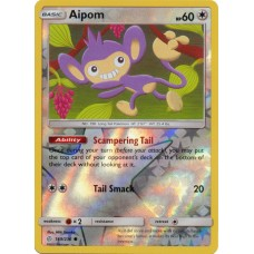 Aipom - 169/236 (Cosmic Eclipse) - Reverse Holo