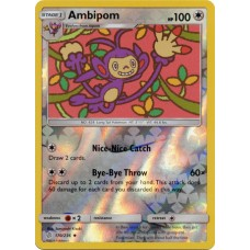 Ambipom - 170/236 (Cosmic Eclipse) - Reverse Holo